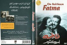 arabic dvd FATMA om kolthom film movie Oum Kalthoum فاطمه