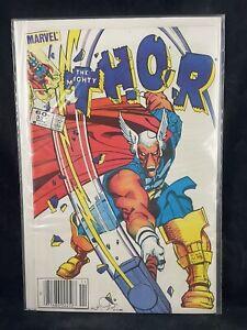 The Mighty Thor 337, 338, 339 Lot, Beta Ray Bill, VF/NM, Stormbreaker