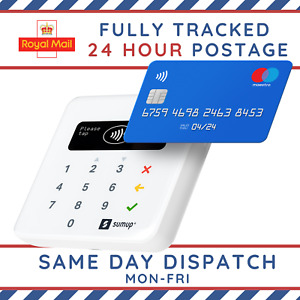 SumUp Air Card Reader ☆ Contactless Chip & Pin ☆ Trusted Seller