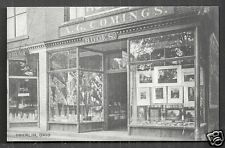 Oberlin A.G. Comings Book Store Lorain OH Ohio 30s