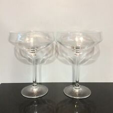 chef and sommelier glasses Champagne Coctktail Saucers Stems Pornstar Martini