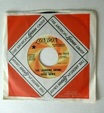 "David Bowie 45rpm 7"" The Laughing Gnome London 1973 PROMO LON 20079 RARE!  L@@K!"