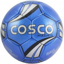 Cosco Madrid Ball Football Size 5 For Beginners Sports Soccer Match Imported PU