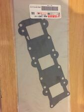 Intake Manifold Gasket for 40HP 50HP 3-Cyl Yamaha Outboard 6H4-13621-00