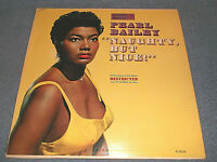 "PEARL BAILEY "" NAUGHTY BUT NICE "" VINYL LP RECORD 1960 ROULETTE RECORDS 25125"