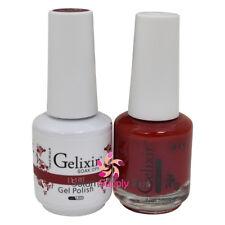 GELIXIR Soak Off Gel Polish Duo Set (Gel + Matching Lacquer) - 110