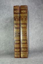DU MEGE. STATISTIQUE GENERALE DES DEPARTEMENTS PYRENEENS. 1828-1829. 2 TOMES.