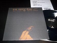 """Nels Cline + Devin Sarno """"Rise Pumpkin Rise"""" LP insert Volvolo Records LO 1209"""