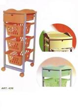 Kitchen trolley with drawer
