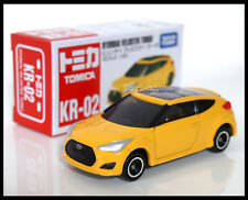 TOMICA KR-02 Hyundai Veloster Turbo 1/60 TOMY DIECAST CAR NEW Gift 2