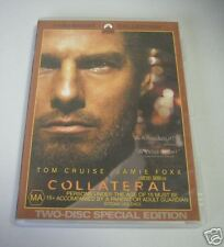 DVD COLLATERAL - Tom Cruise 2-DISC SPECIAL EDITION*
