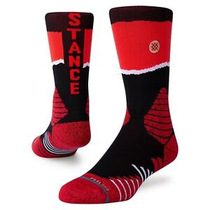 Stance Basketball Socks 'SCRAPPS' | Size L | Crew Height | New With Tags