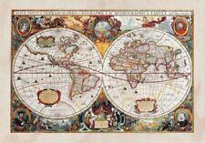 XXL Weltkarte Fototapeten Größe