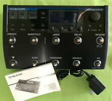 TC-HELICON VOICELIVE 2 VOCAL FLOOR PROCESSOR VOCAL PEDAL
