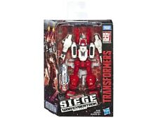 TRANSFORMERS Generations WFC War for Cybertron Siege Deluxe Sixgun In-Hand
