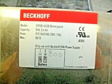 Beckhoff C9900-U330 - Battery Pack 24V GUARANTEED 60 DAYS