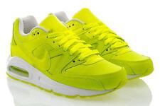 Scarpe da ginnastica Nike giallo con stringhe per donna