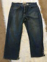 Men's LEVIS AUTHENTICS SIGNATURE Jeans Size 40 x 30 Relaxed Fit B87
