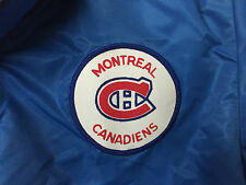 Vintage New Old Stock Montreal Canadiens Parka