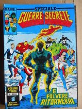 Speciale GUERRE SEGRETE ... E polvere ritornerai Vol.3 Star Comics [G365A]