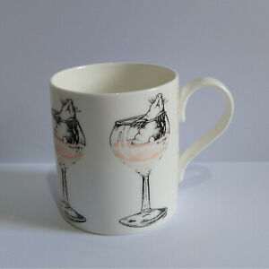 Moled Wine Mug by Simon Drew for McLaggan Smith Scotland