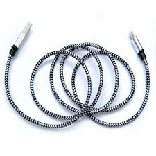 1M/2M/3M Universal Braided USB 2.0 A to Micro USB B Data Sync Charger Cable Lot