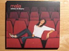 Malia - Echoes of Dreams - CD im Digipak / Souljazz