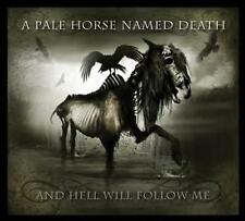 And Hell Will Follow Me [Digipak] by A Pale Horse Named Death (Vinyl, Jun-2011, 3 Discs, SPV)