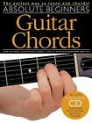 Absolute Beginners Guitar Chords Learn How to Play Music Lessons Tab Book CD