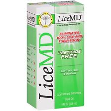 LiceMD Complete Lice & Egg Removal Kit Pesticide Free - FRESH PHARMACY SUPPLY!