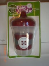 Mississippi State Bulldogs NCAA College BABY FANATIC Infant Sippy Cup