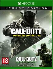 Call of Duty: Infinite Warfare - Legacy Edition (Microsoft Xbox One, 2016)
