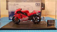 1/12 Minichamps Yamaha YZR M1 MotoGP 2002 Max Biaggi