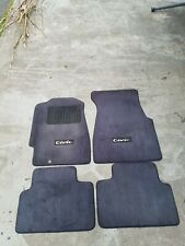 OEM 92-95 Honda Civic OEM black floor mat,EG6,EG9,EG2,sir,eg8,ej6,em1,sir,si