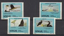 Senegal 1051 - 54 Bird - Birds (MNH)