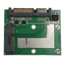Mini Pcie mSATA SSD To 2.5'' SATA3 6.0 Gps Adapter Converter Card Module Board Y