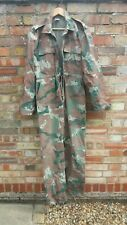 SANDF SOUTH AFRICAN SOLDIER 2000 CAMO  COVERALL 92 RL large