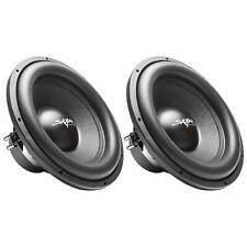 "(2) NEW SKAR AUDIO SDR-15 D4 15"" 1200W MAX POWER DUAL 4 OHM SUBWOOFERS - PAIR"