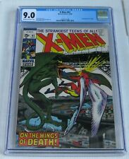X-Men #61 (Oct 1969, Marvel), VFN-NM, CGC 9.0, Neal Adams art, 2nd app of Sauron