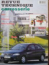 Astra G Revue technique carrosserie Opel