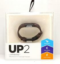 NIB JAWBONE UP2 WIRELESS ACTIVITY AND SLEEP TRACKER JL03 BLK 103
