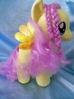 "My Little Pony 2014 Fluttershy 16"" plush stuffed Pegasus Pony Horse animal toy"