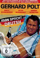 DVD NEU/OVP - Man spricht Deutsh - Gerhard Polt & Dieter Hildebrandt