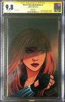 Marvel Tales:  Black Widow #1 CGC 9.8 signed Jen Bartel