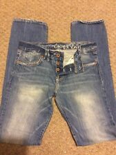 Men's Jeans Chip and Pepper men's button fly jeans leather tag. 29x34 nice jeans