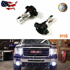 5202 H16 High Power LE DRL Fog Lights Bulbs Lamp