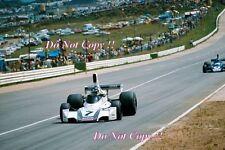 Carlos Reutemann Martini Brabham BT44B Sudáfrica Grand Prix 1975 fotografía 2