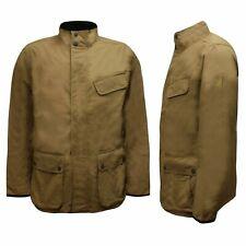 Timberland Mens Zip Up Coat Taupe Waterproof Jacket 8535J 918 A56C