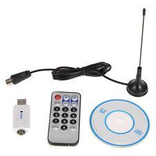 Mini RTL-SDR FM+DAB DVB-T USB Digital TV Stick RTL2832U R820T Tuner Receiver New