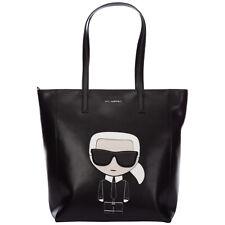 Karl Lagerfeld shoulder bag women k/ikonik 20KW201W3057 Black gold glitter - Ora